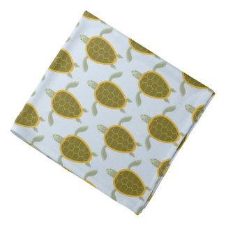 Flock Of Sea Turtles Pattern Bandana