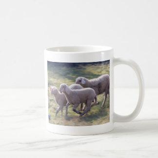 flock of sheep mug