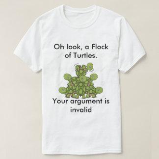 Flock of Turtles Tee