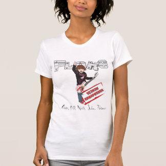 Floks T-shirt for women