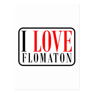 Flomaton, Alabama Postcard