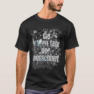 FLomm villains: die letzten tag der menschheit! T-Shirt