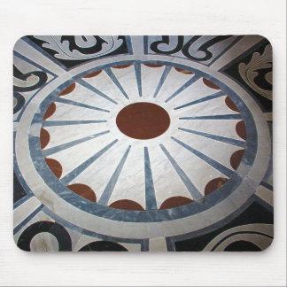 Floor Designs-Basilica di Santa Maria del Fiore Mousepad