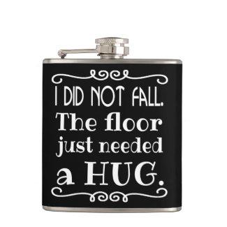 Floor Hug Hip Flask