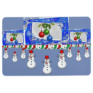 Floor Mat Christmas