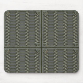 floor metal plates mouse pad