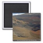 Floor of the Haleakala Crater, Maui, Hawaii, U.S.A Fridge Magnets