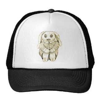 Flop Eared Bunny Mesh Hat