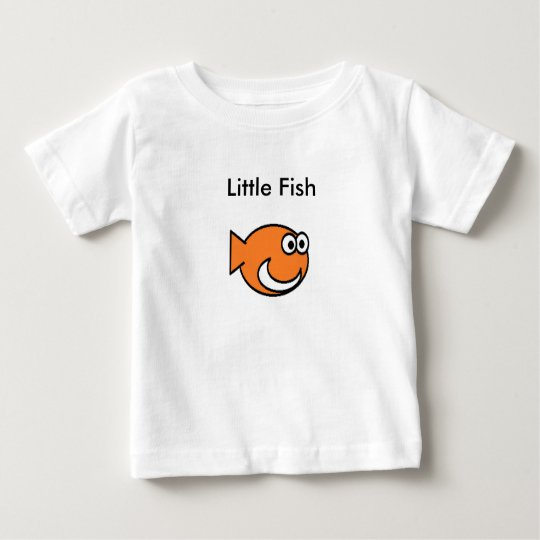 Flopping Fish Designs ™ Baby T-Shirt