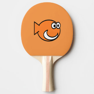 Flopping Fish Designs ™ Ping Pong Paddle