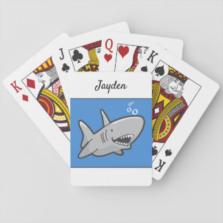 Flopping Fish Designs ™ Playing Cards