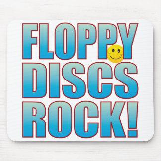 Floppy Discs Life B Mouse Mat