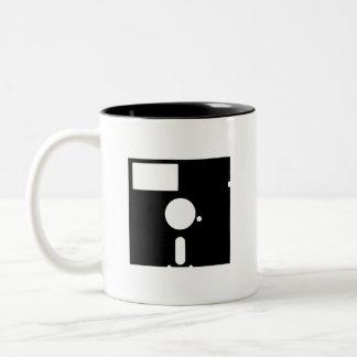 Floppy Disk Pictogram Mug