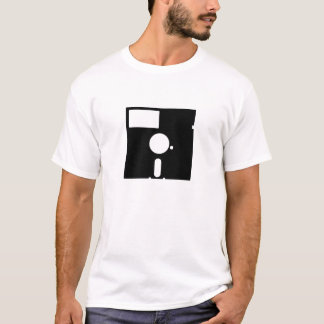 Floppy Disk Pictogram T-Shirt