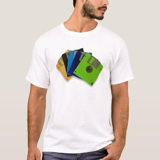 Floppy Disks T-Shirt