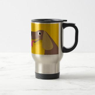 Floppy-Eared Dog Coffee Mug