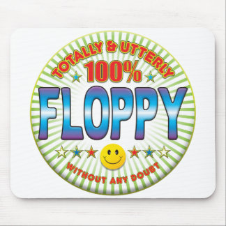Floppy Totally Mouse Pads