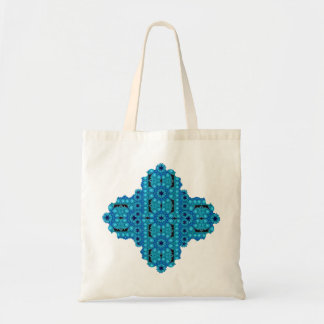 Flor Azul II Totebag Tote Bags