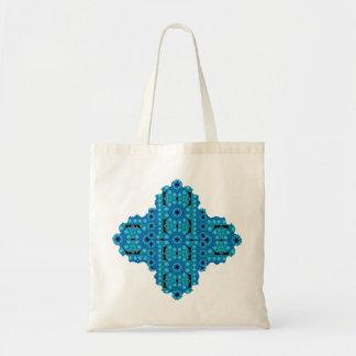 Flor Azul II Totebag Budget Tote Bag