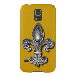 Flor De Lis Fleur De Lis symbol new orleans Galaxy S5 Covers