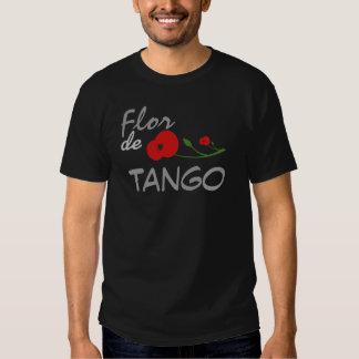 Flor de Tango T Shirt