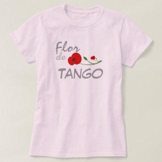 Flor de Tango Tees