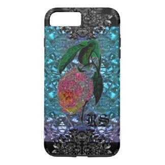 flor joven Monogram Plus iPhone 7 Plus Case