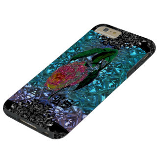flor joven Monogram Plus Tough iPhone 6 Plus Case