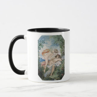 Flora and Zephyr Mug