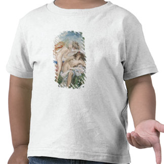 Flora and Zephyr T-shirts