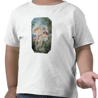 Flora and Zephyr Tee Shirt