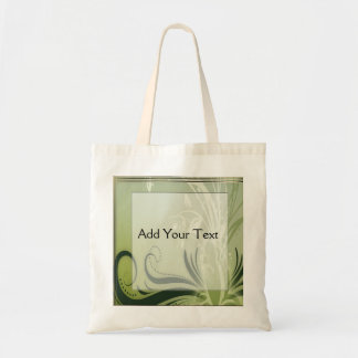 Flora Budget Tote Bag