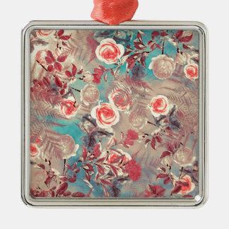 flora christmas ornament