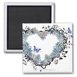 Flora Design 2 Magnet