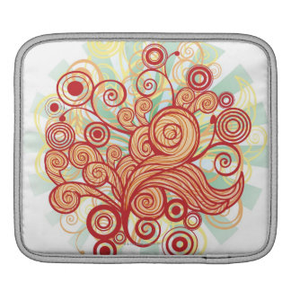 Flora Design iPad Sleeve