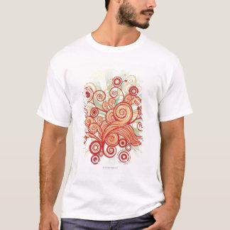 Flora Design T-Shirt