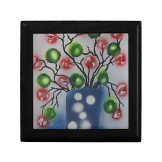Flora Electronica Small Square Gift Box