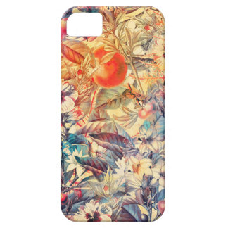 flora flowers case for the iPhone 5