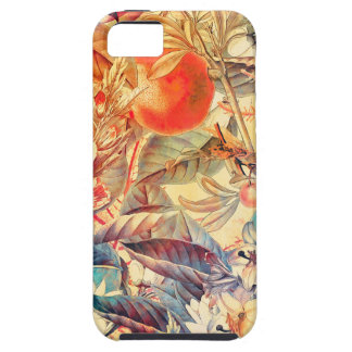 flora flowers iPhone 5 covers