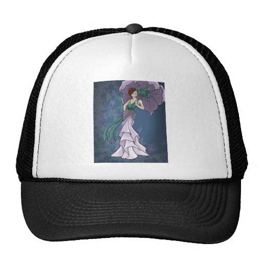 Flora Mesh Hat
