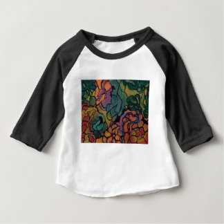 Flora in foliage baby T-Shirt