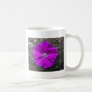 Flora in Stone Coffee Mug
