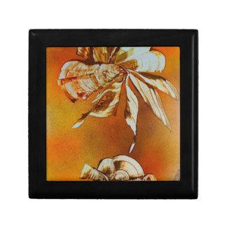 Flora Insecta Small Square Gift Box