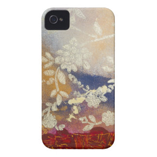 Flora Iphone 4 Barely There Case