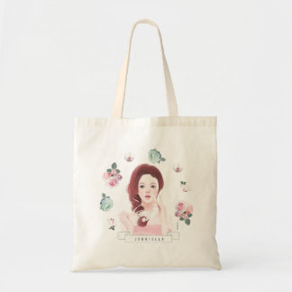 Flora Jennie tote bag