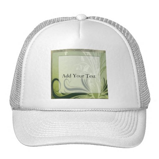 Flora Mesh Hats