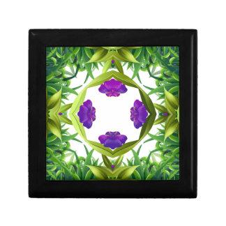 Flora pattern gift boxes
