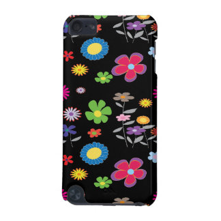 flora patterns iPod touch 5G case