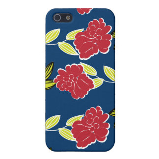 flora perns iPhone 5/5S cases