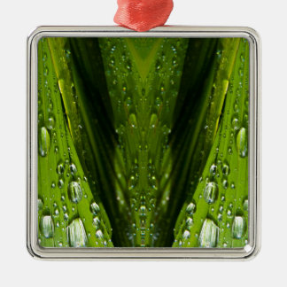 Flora Reflections in water Christmas Ornament